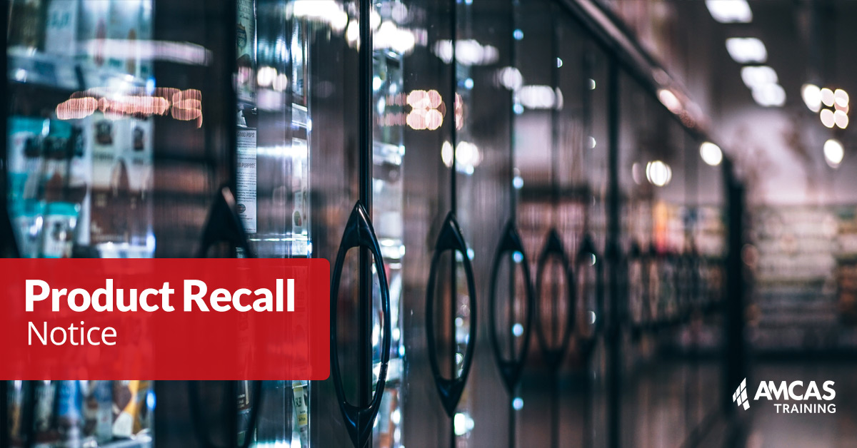 AMCAS Product Recall Notices 4