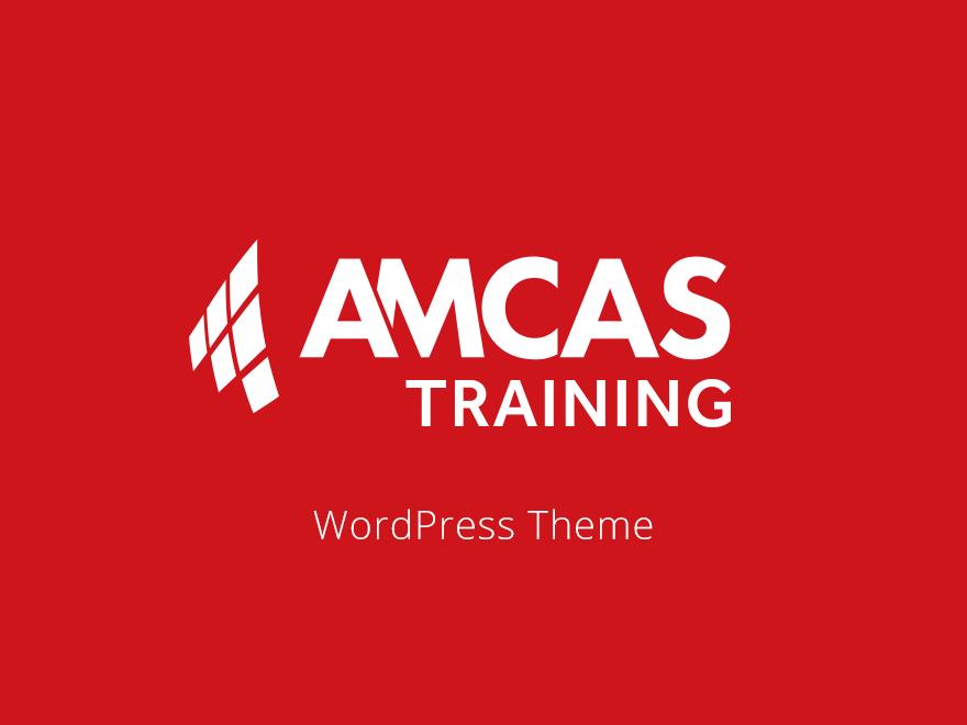 AMCAS Training Warminster WordPress Theme